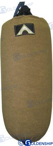 FUNDA DEFENSA F3 MARRON - 220X760 MM